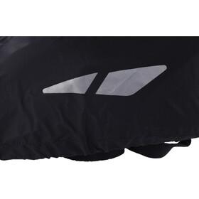 VAUDE Helmet Raincover, black